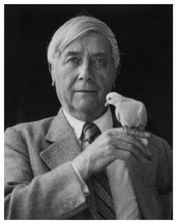 Maurice Maeterlinck, by André Kertész - NPG x15071