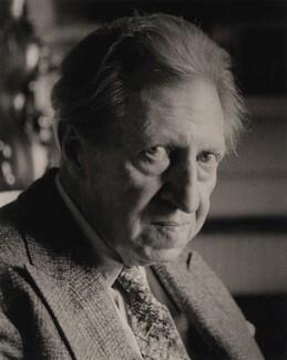 Sir Osbert Sitwell, by Lewis Morley - NPG x47398