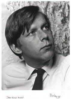 John Campbell Wells, by Lewis Morley - NPG x87361