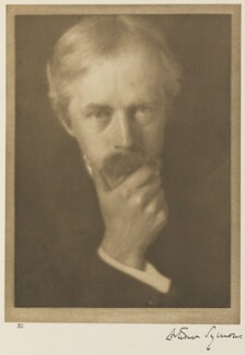 Arthur William Symons, by Alvin Langdon Coburn - NPG Ax7778