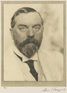 John Singer Sargent, by Alvin Langdon Coburn, 12 January 1907 - NPG Ax7779 - © The Universal Order