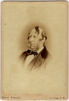 George Cruikshank, by Ernest Edwards - NPG x45101
