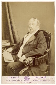 George Cruikshank, by George & Rebecca Lavis - NPG x7062