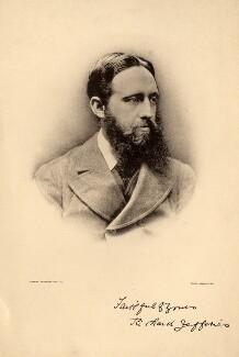 Richard Jefferies, by London Stereoscopic & Photographic Company - NPG x18860