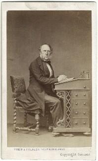 George Cruikshank, by John & Charles Watkins - NPG Ax14924