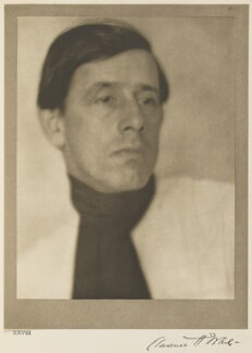 Clarence H. White, by Alvin Langdon Coburn - NPG Ax7795