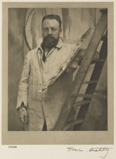 Henri Matisse, by Alvin Langdon Coburn - NPG Ax7800