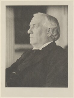 Herbert Henry Asquith, 1st Earl of Oxford and Asquith, by Alvin Langdon Coburn, published by  Duckworth & Co - NPG Ax7821