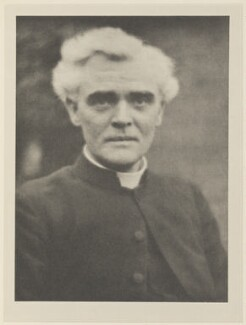 Reginald John Campbell, by Alvin Langdon Coburn, published by  Duckworth & Co - NPG Ax7824