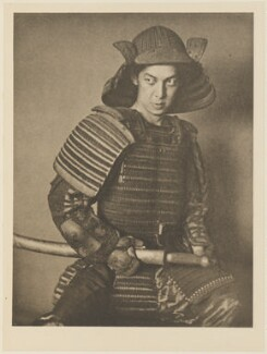 Michio Ito, by Alvin Langdon Coburn, published by  Duckworth & Co - NPG Ax7829