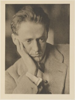Clifford Bax, by Alvin Langdon Coburn, published by  Duckworth & Co - NPG Ax7833