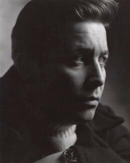 Jeffrey Joseph Bernard, by Lewis Morley - NPG x125157