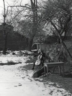Jacqueline du Pré, by Lewis Morley - NPG x125172