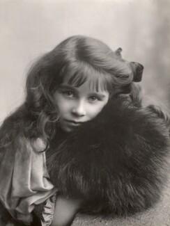 Queen Elizabeth, the Queen Mother, by Rita Martin, 1907 - NPG x11812 - © National Portrait Gallery, London