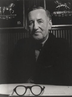 Ian Fleming, by Lewis Morley - NPG x125180