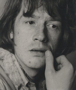 Sir John Hurt, by Lewis Morley - NPG x125194