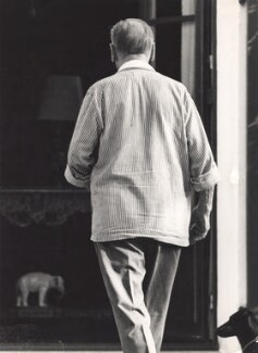 Somerset Maugham, by Lewis Morley - NPG x125210