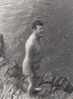 Alun Davies Owen, by Lewis Morley - NPG x125214