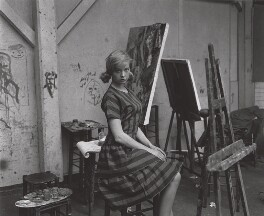 Susannah York, by Lewis Morley - NPG x125248
