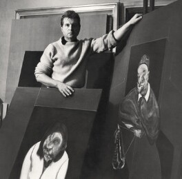 Francis Bacon, by Cecil Beaton - NPG x40010