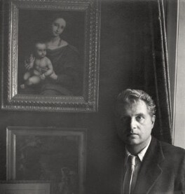 Francis Bacon, by Cecil Beaton - NPG x40008