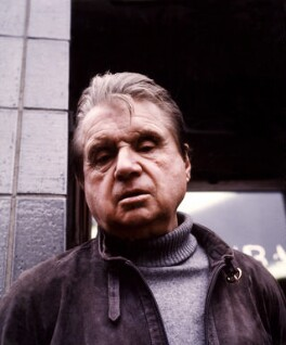 Francis Bacon, by Daniel Farson - NPG x26413