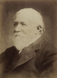 Robert Browning, by Elliott & Fry - NPG x9067