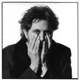 David Terence Puttnam, Baron Puttnam, by David Bailey - NPG x125275