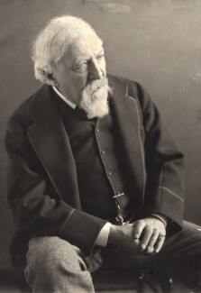 Robert Browning, by Eveleen Myers (née Tennant) - NPG x19812