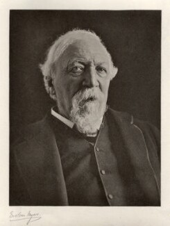 Robert Browning, by Eveleen Myers (née Tennant) - NPG x4826