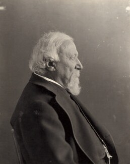 Robert Browning, by Eveleen Myers (née Tennant) - NPG x1501