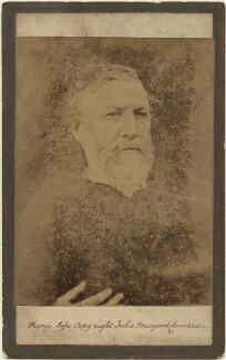 Robert Browning, by Julia Margaret Cameron - NPG x18064