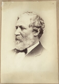 Robert Browning, by Unknown photographer - NPG Ax21893