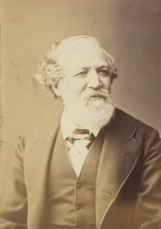 Robert Browning, by Unknown photographer - NPG Ax27734