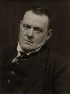 Hilaire Belloc, by E.O. Hoppé - NPG x7930