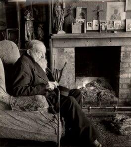Hilaire Belloc, by John Gay - NPG x47307