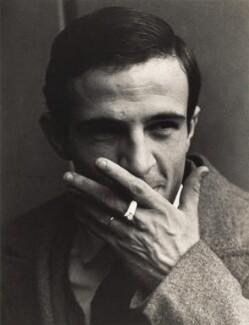 François Truffaut, by Lewis Morley - NPG x125254