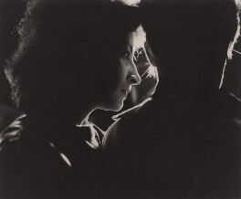 Zoe Caldwell; Mary Ure, by Lewis Morley - NPG x125255
