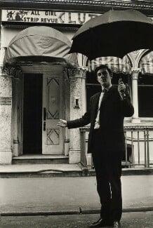 Peter Cook, by Lewis Morley, 1962 - NPG  - © Lewis Morley Archive