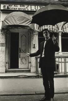 Peter Edward Cook, by Lewis Morley, 1962 - NPG x125261 - © Lewis Morley Archive / National Portrait Gallery, London