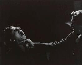 Bernard Levin; David Frost, by Lewis Morley - NPG x125262