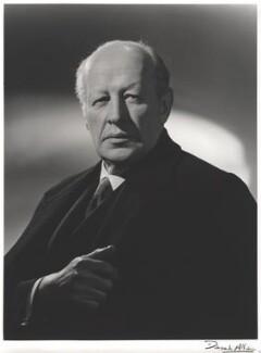 Sir Eugene Goossens, by Derek Allen - NPG x32794