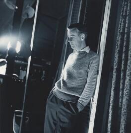 Ian Carmichael, by Derek Allen - NPG x45665