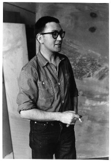 Joe Tilson, by Roger Mayne - NPG x4066