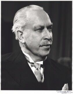 Sir Arthur Bliss, by Derek Allen - NPG x24103