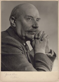 Sir Adrian Boult, by Derek Allen - NPG x75848