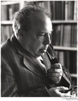 J.B. Priestley, by Derek Allen - NPG x24113