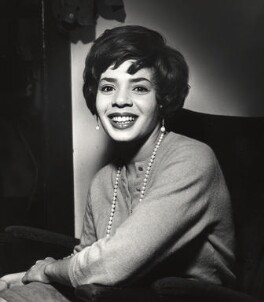 Shirley Bassey, by Harry Hammond - NPG x15516