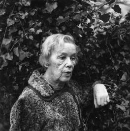 Frances Partridge, by Janet Stone - NPG x23339