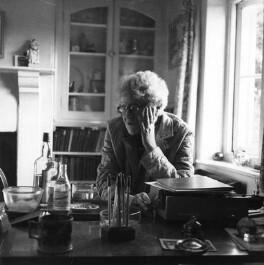 Sylvia Townsend Warner, by Janet Stone - NPG x23451